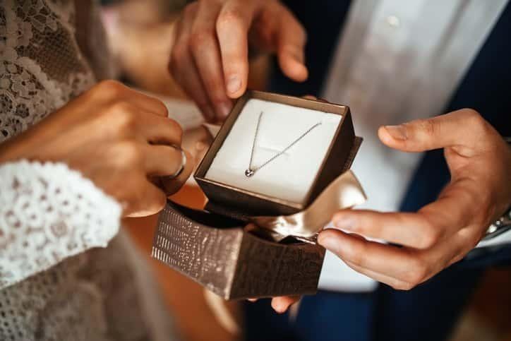 婚約指輪 代わり